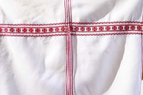 ตัวอย่างลายเสื้อชุดแซก